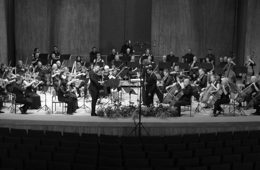 Konzert des Voith Orchesters Heidenheim